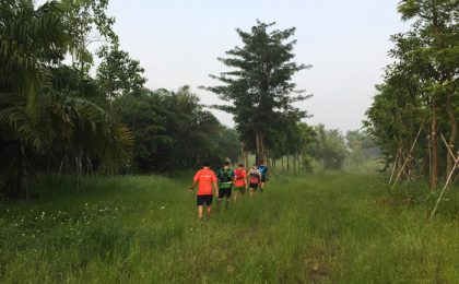 The first City Trail of Ecopark Marathon 2020 is revealed