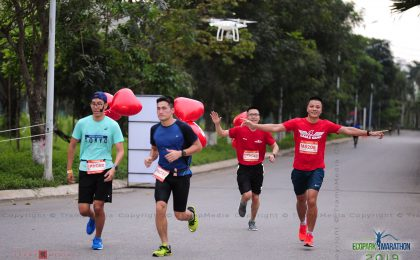 Ecopark Marathon 2019: memorable moments